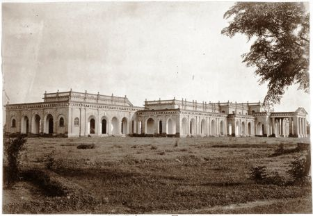 Haunted Bulrampore Hospital Lucknow