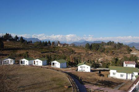 Chaukori hill station