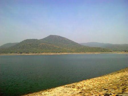 Ghatshila Burudih lake