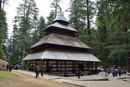 Hadimba devi temple Manali