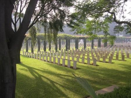 Khadki or Kirkee War Cemetery