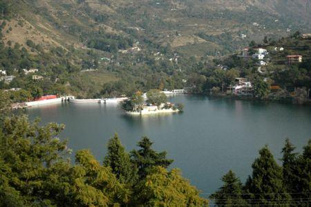 Lake Bhimtal