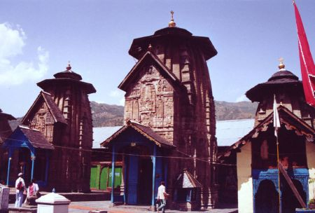 Laxminarayan temple of Chamba