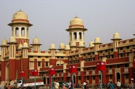 Lucknow Railway Quarters