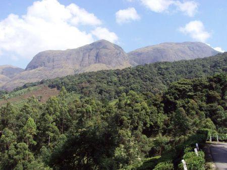 Munnar Anamudi peak