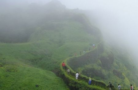 Rajmachi Point Lonavala