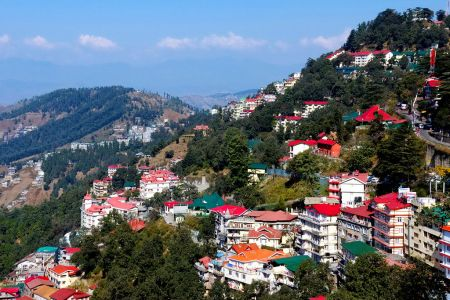 Shimla hill station