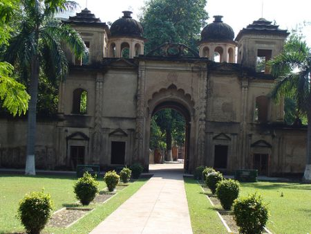 Haunted Sikandar Bagh in Lucknow