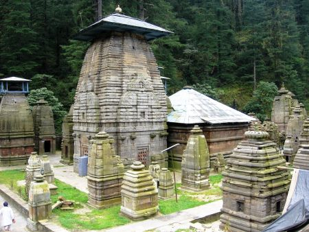 Sun Temple in Almora
