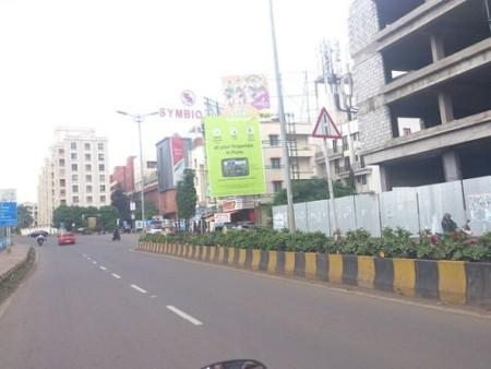 Symbiosis Road, Viman Nagar