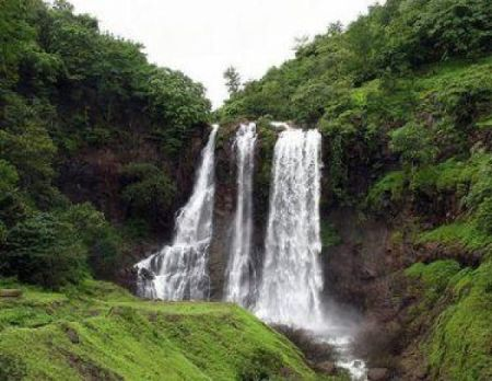 Water fall in Amboli
