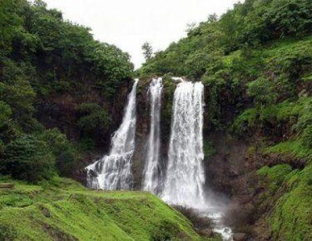 Water fall in Amboli