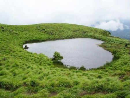 Wayanad Chembra peak