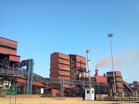 JSPL Barbil Pellet Plant
