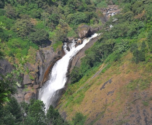 Attukad Waterfalls