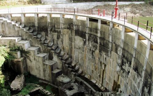 Bhalu Dam