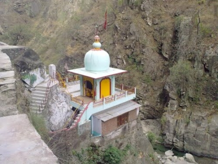 Durga Devi Temple which is close to Kotdwara