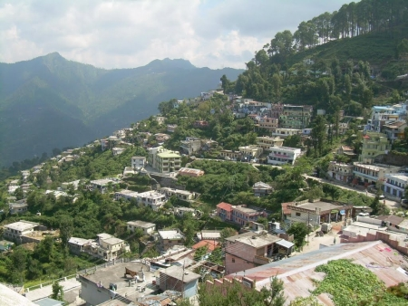 Pauri hill station