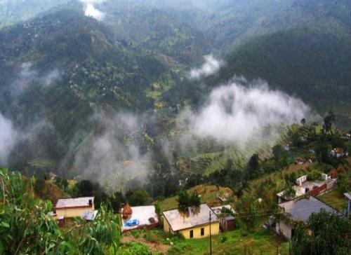 Ranikhet hill station