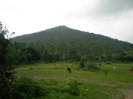 Susunia hills