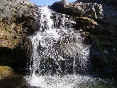 Zanzari Waterfalls