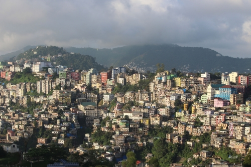 Aizawl Hill Station
