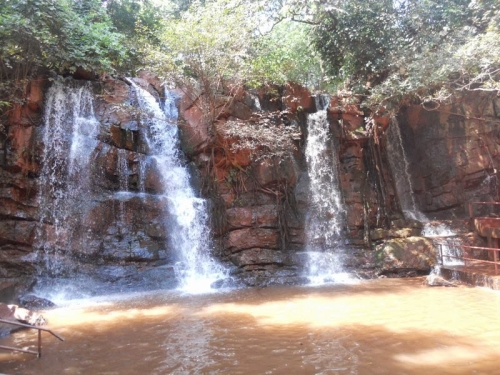 Murga Mahadev Falls