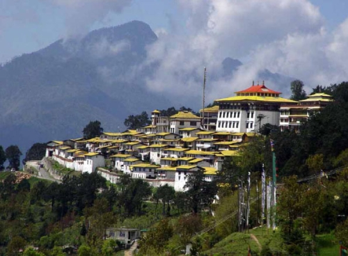 Tawang Hill Station