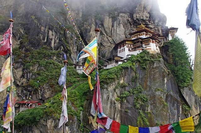 Bhutan a good tourist spot suggested by CNN Travel
