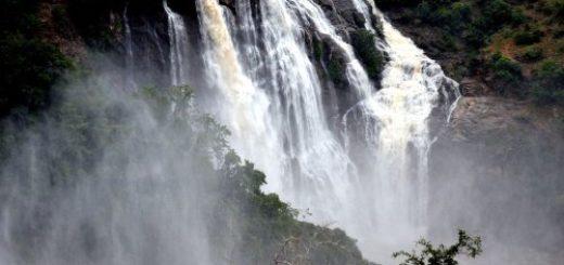 Shivanasamudra - Biggest waterfalls of India