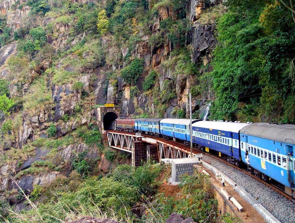 20 Best Indian Train Journeys