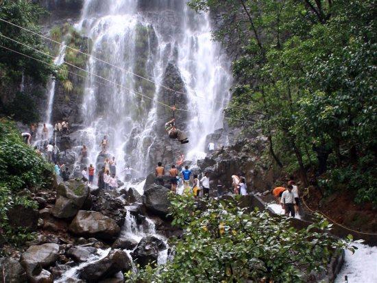 Waterfalls in Amboli
