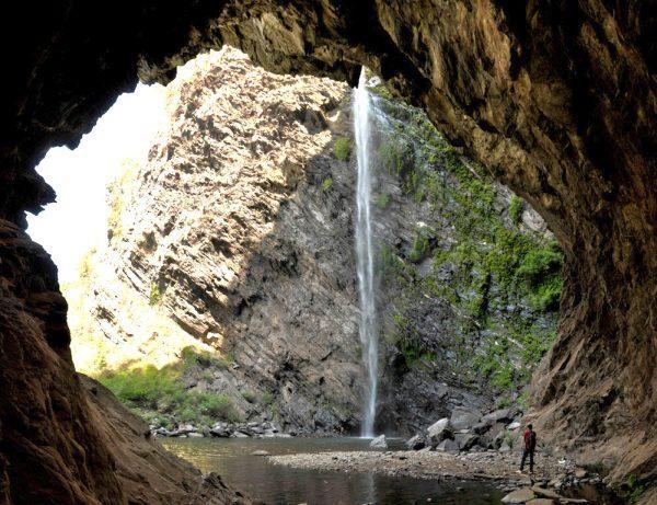 Koodlu Theertha waterfalls