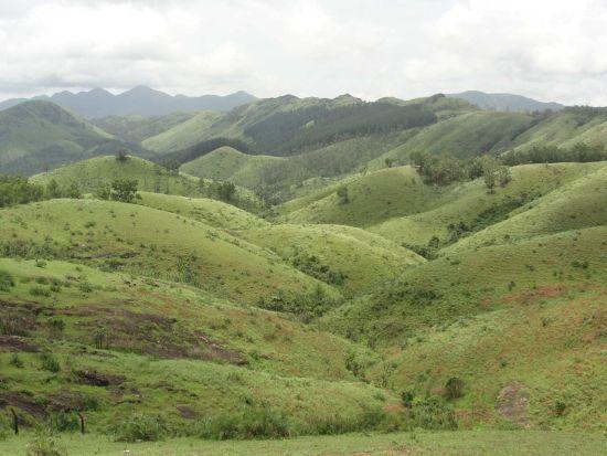 Peermede tourist spot in Kerala