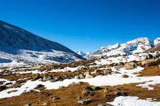 Sikkim - the eastern coldest place of India