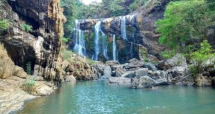 Sathodi Falls in Balagar