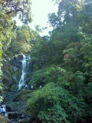 Water falls in Sirsi