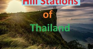 Best hill station of Thailand